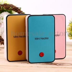 Image Is Loading Portable Mini Handheld Electric Winter Heater Home Office