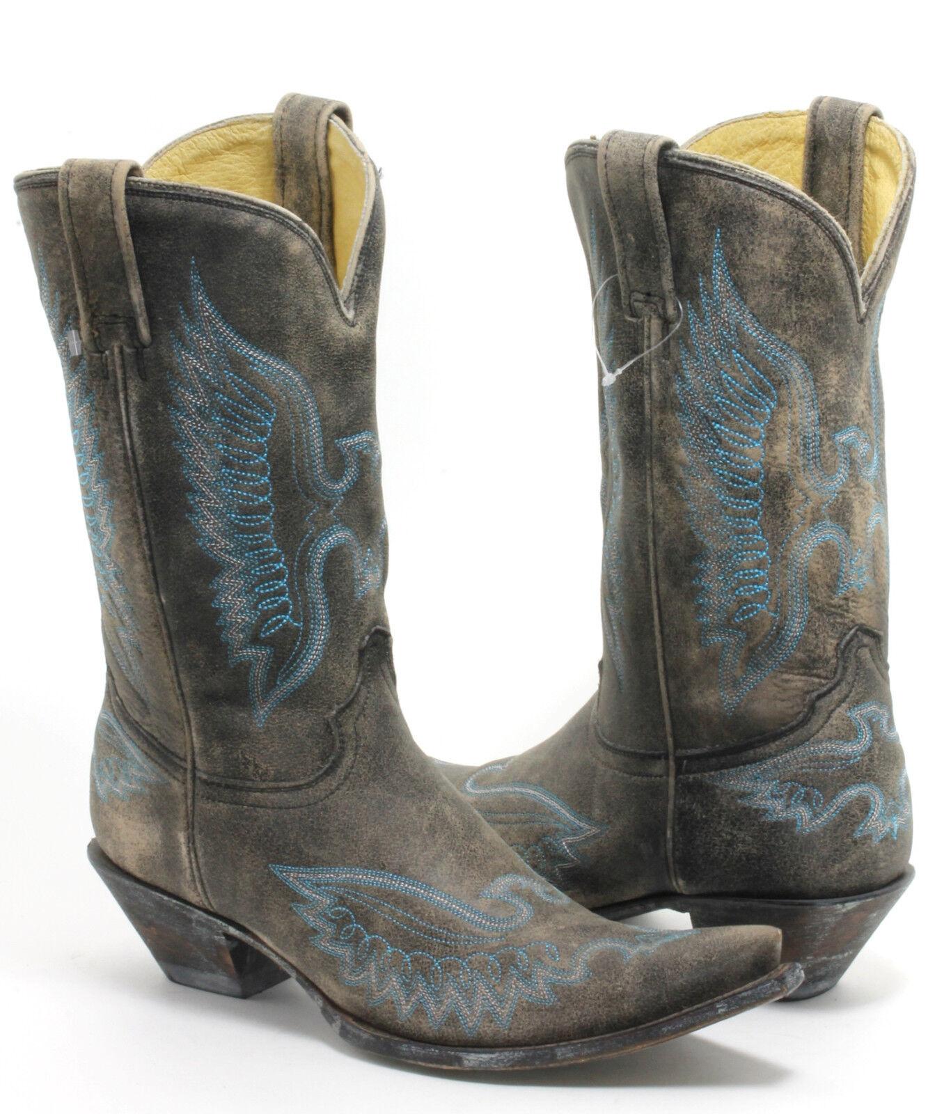 174 Cowboystiefel Westernstiefel Texas American Bull Catalan Stiefel Fashion Fashion Fashion 40 2f6761