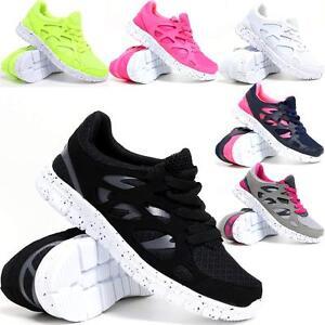 Femmes Running Baskets Pour Femme Antichoc Fitness Gym Sport Chaussures Taille-afficher Le Titre D'origine Apparence Brillante Et Translucide