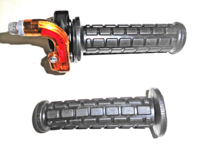 Throttle Grip Black Puch Tomos Zündapp Kreidler Hercules Sachs KTM Solo Manet