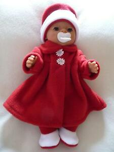 Baby dolls clothes hand made to fit Born Annabell dolls 18 inches
