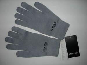 gants  REEBOK, mixtes, 100 % acrylique, chauds, GRIS bleuté  en taille 9 / neufs