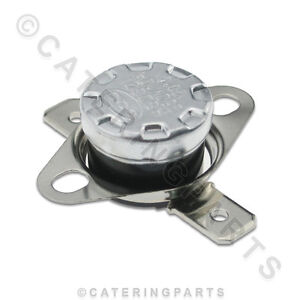 CT02 SURFACE CONTACT THERMOSTAT 95 DEGREES C MANUAL RESET SAFETY CUT OUT KLIXON