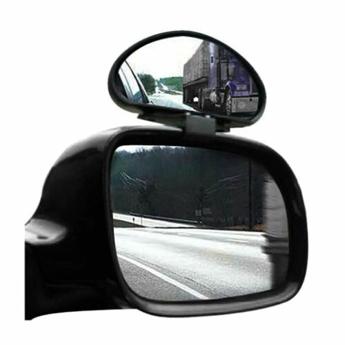 2 X Dead Angles Mirrors Adjustable Wide Angle for Car Van Towing S6M7