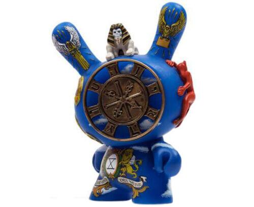 "Kidrobot Dunny Azteca Post Apocalypse Arcane Divination 3/"" Pezzi Singoli Selezio"