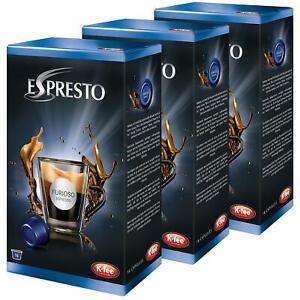 Details About Starbucks Verismo Tesco Podpronto K Fee Espresso Pods 3 Pack 16 Capsules Arabica