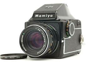 Eccellente-NUOVO-SIGILLO-Mamiya-M645-6x4-5-Film-Camera-SEKOR-C-80mm-F-2-8-dal-Giappone