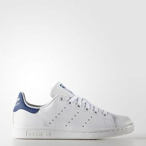 nuove adidas gioventù unisex originali stan smith (s74778] white / / bianco