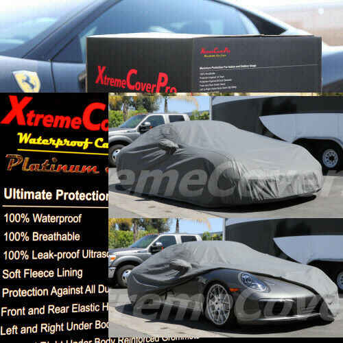 CAR COVER Ultimate Full Custom-Fit All Weather Protection PORSCHE CAYMAN