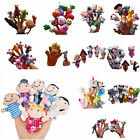 Animals Finger Puppets Plush Cloth Doll Baby Educational Hand Kids Boy/Girl Toys