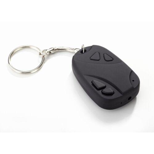 NEU 16GB Anhänger mit versteckte Mini Spion Kamera Schlüssel Spy Cam Tarnung  A6