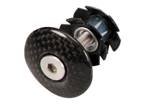 "NEW ENVE Carbon Fiber Threadless Headset Stem Top Cap 1 1//8/"" with star nut 1.125"