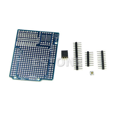 Support A6 A7 Proto Screw Shield Board For Compatible Improved version Arduino
