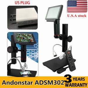 Andonstar-ADSM302-1080P-HDMI-AV-Digital-Microscope-Magnifier-for-PCB-Repair-Tool