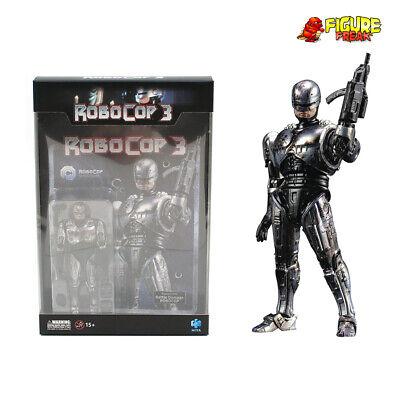 Robocop 2 action figure 1//18 battle damage robocop hiya toys