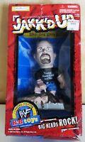 Wwe/wwf 1998 Stone Cold Steve Austin Jakk'd Up Big Head Figure