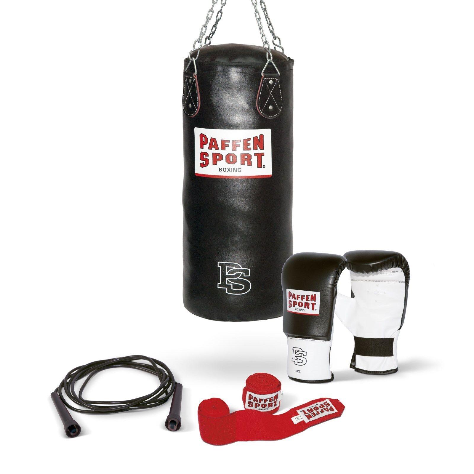 Paffen Sport, scatola scatola scatola Set Senior. sacco da scatolae  guanto dispositivi, corda e bende f71