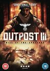 Outpost III - Rise Of The Spetsnaz (DVD, 2014)