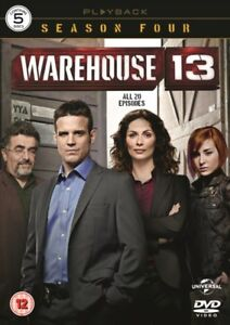 Neuf Warehouse 13 Saison 4 DVD