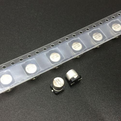10pcs 22uF 16V ELNA RV2 5X5.3mm 16V22uF SMD Electrolytic Capacitor