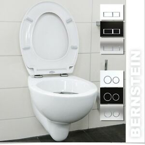 h nge wc keramag hausmarke vorwandelement geberit wand wc set schallschutzset ebay. Black Bedroom Furniture Sets. Home Design Ideas