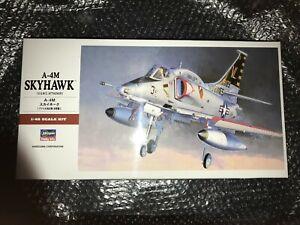 Hasegawa-1-48-USMC-Attacker-A-4M-SKYHAWK-Plastic-Model-Kit-PT-33-from-Japan-F-S