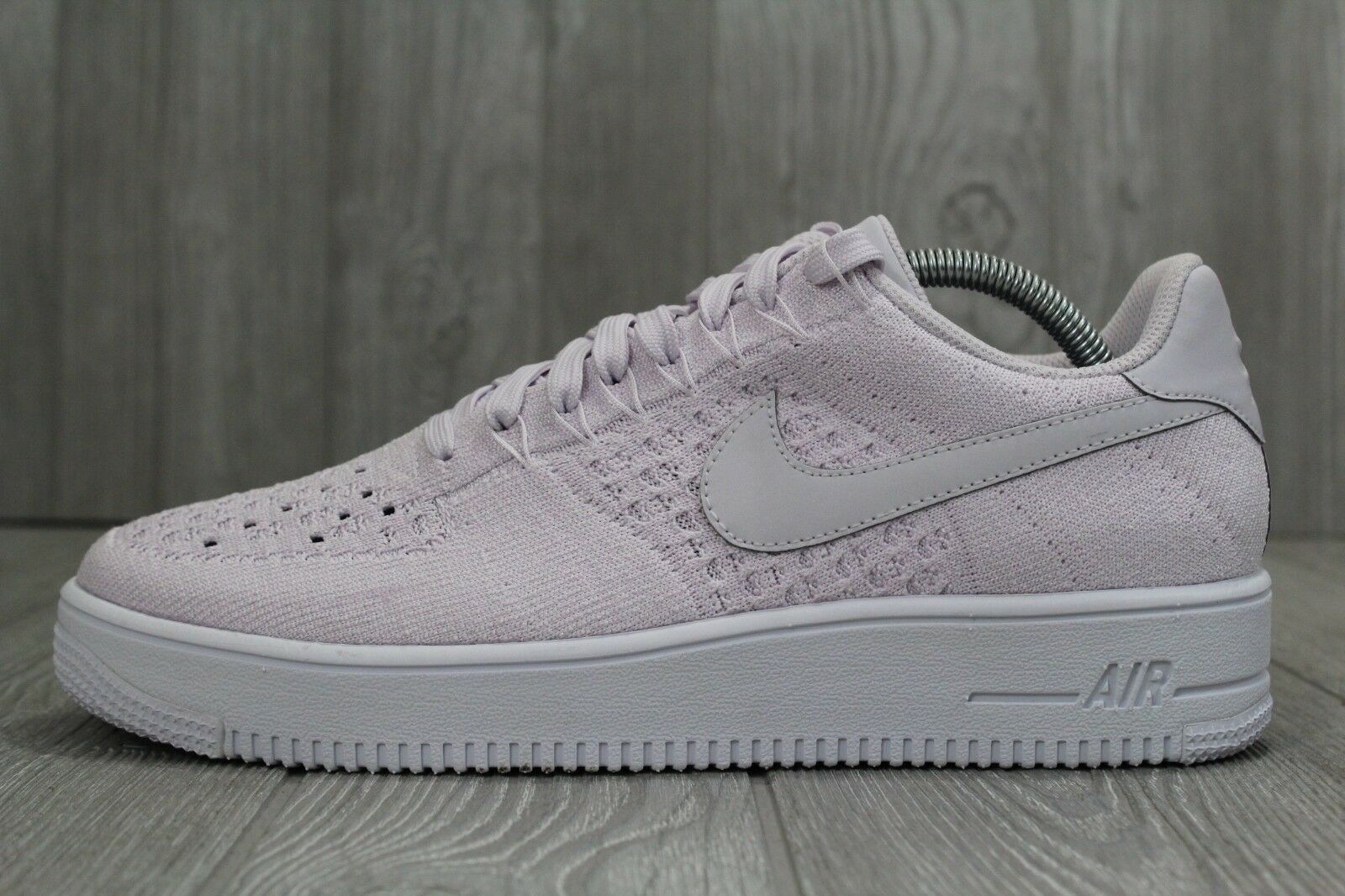 32 Nike Air Force 1 Ultra Flyknit Low Light Violet Men's Shoes Sz 9.5 817419 500 Seasonal price cuts, discount benefits