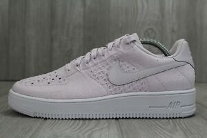 69ef792af4b6 32 Nike Air Force 1 Ultra Flyknit Low Light Violet Men s Shoes 9 ...