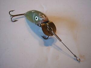 RARE Vintage 80's Spinner Bait Hook Fishing Lure