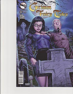 Vault 35 GFT GRIMM FAIRY TALES #121 Cover B Zenescope NM Comic