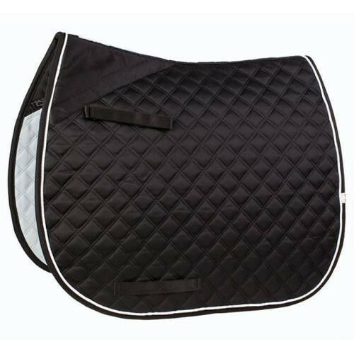 Lettia CoolMax ProSeries Dressage  Saddle Pad with Padded Wither Relief  discount sales