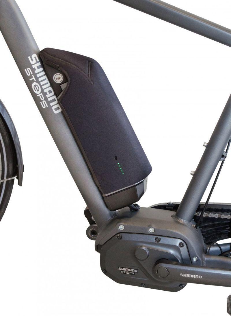 E-Bike Battery Cover for Shimano Steps Battery BT-E6010 (Rahmen-Version)