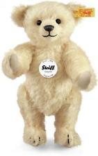 NEW Steiff Luxury CLASSIC 1909 TEDDY BEAR VANILLA + Steiff Gift Box Teddy 000157