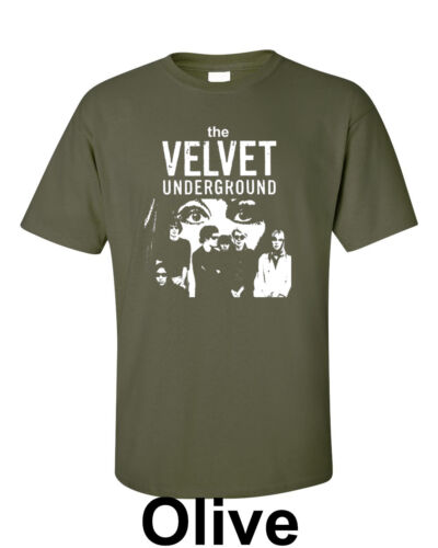 The Velvet Underground T Shirt Andy Warhol Nico White light White heat Loaded