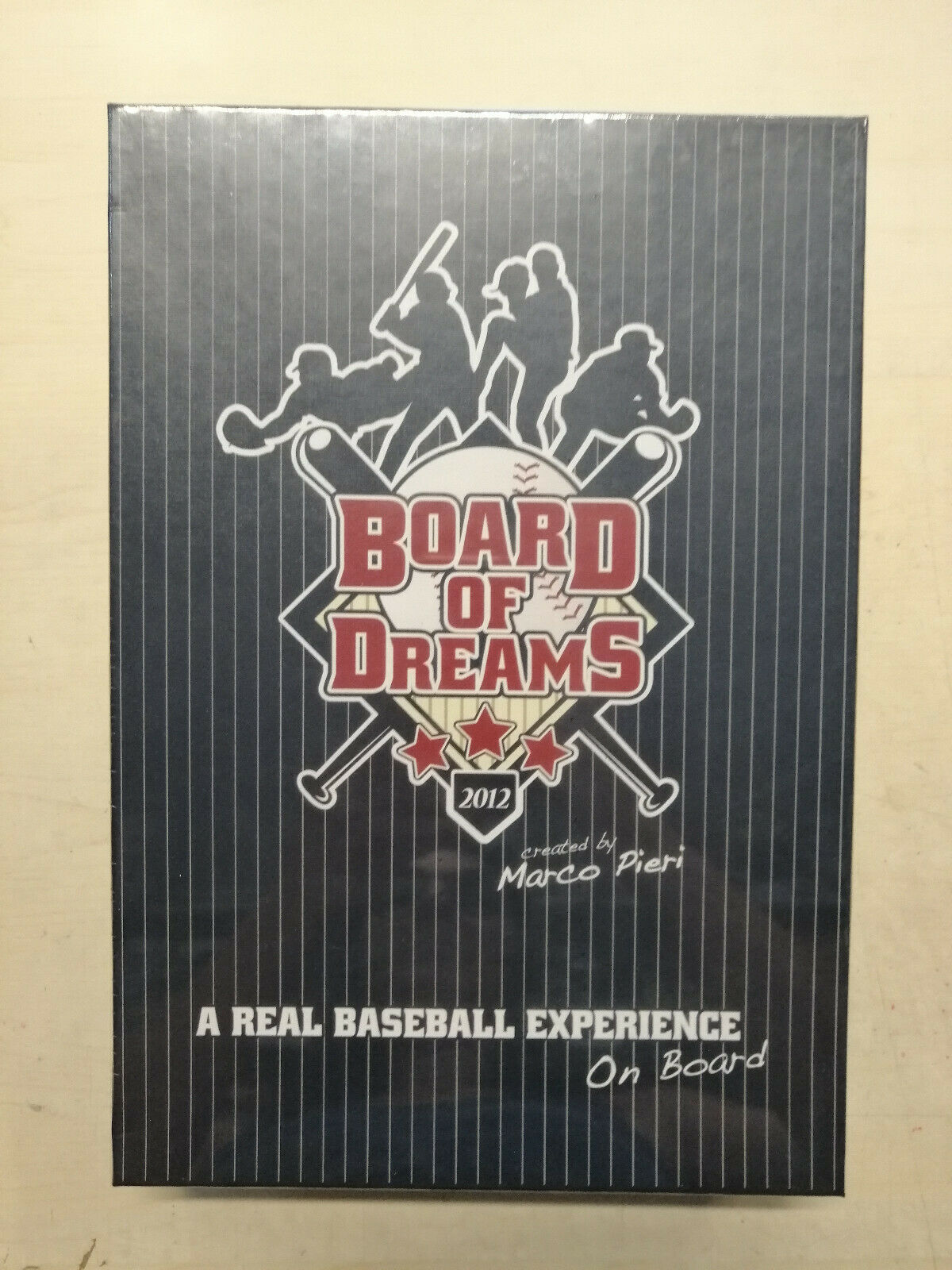 tavola of Dreams - Gioco da tavolo - 2012 -  A Real Basebtutti Experience  sconti e altro