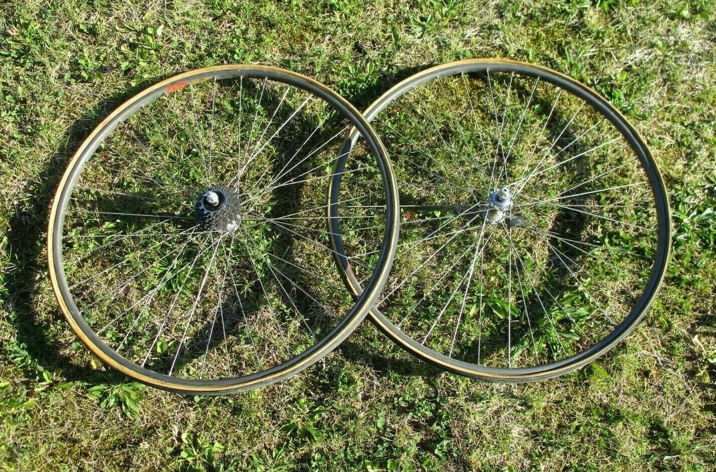 Mavic GP-4 Bicycle Wheels 36  hole  Shimano  order now
