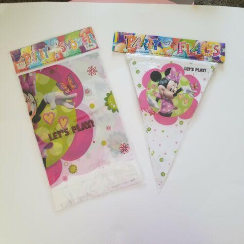 Minnie mouse party set 10 guest