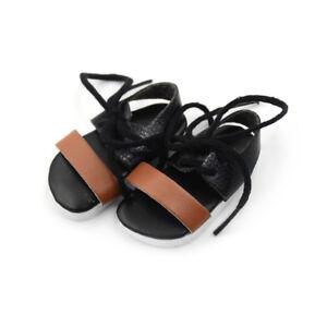 18-pollici-bambole-scarpe-in-pelle-scarpe-sandali-bambini-regalo-di-Natale