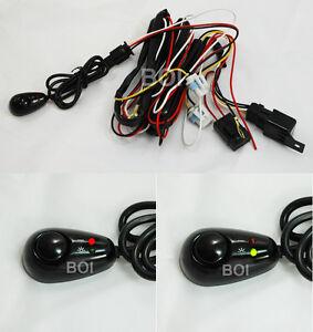 2005 2013 mustang gt v6 fog light wiring harness led. Black Bedroom Furniture Sets. Home Design Ideas