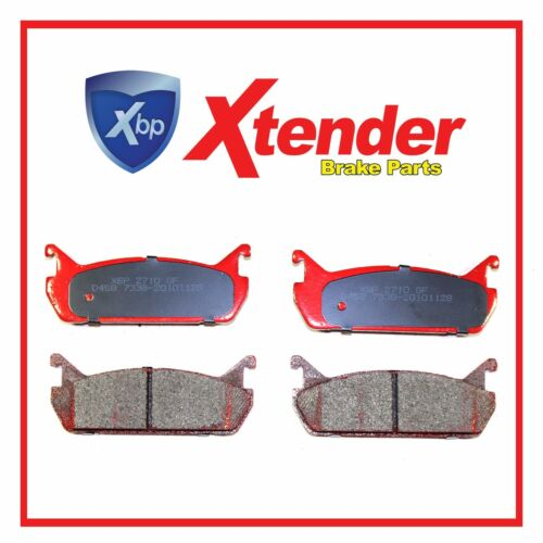 MD458 REAR Brake Pads Semi-Metallic Set For Mazda 323//Miata//Mercury Tracer