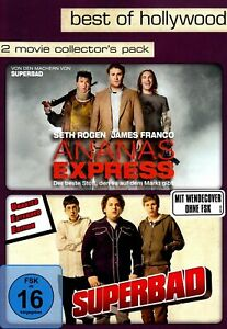 Ananas-Express-Superbad-2DVD-Set