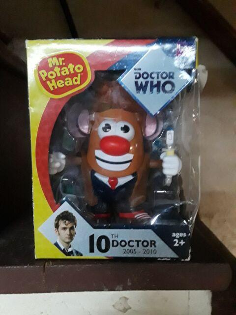 Mr. Potato Head Dr Who | eBay