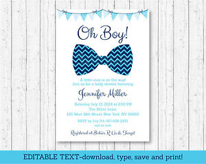 Image Is Loading Little Man Chevron Bow Tie Oh Boy Printable