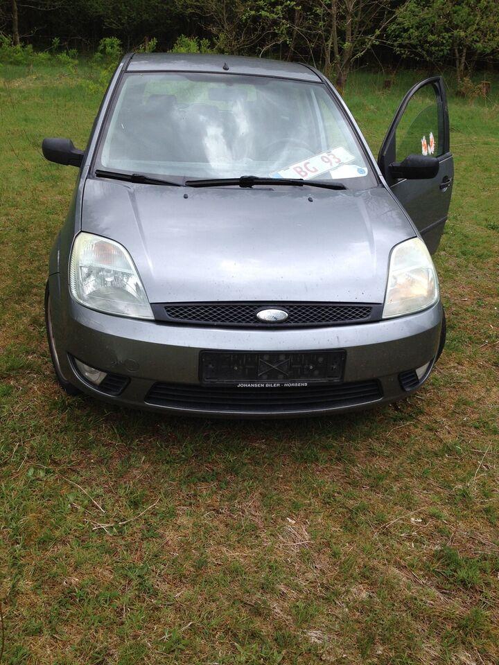 Ford Fiesta, 1,4 TDCi Ambiente, Diesel