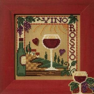 MILL-HILL-Buttons-Beads-Kit-Counted-Cross-Stitch-VINO-ROSSO-MH14-7102