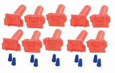 In-Ground Dog Fence Boundary Wire Splice Connectors for 20 and 18 Gauge 10 Pack