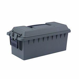 High Desert Plastic Shotgun Shell Box Ammo Storage Container eBay