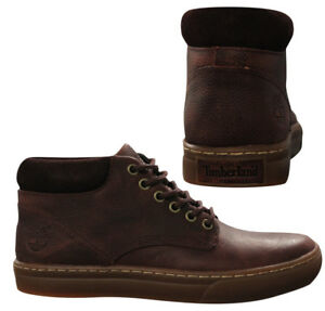 Details about Timberland Adventure 2.0 Cupsole Chukka Mens Leather Brown Boots A1IYC B100E