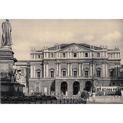 Cartolina Postale - Mailand / Milano - Teatro alla Scala