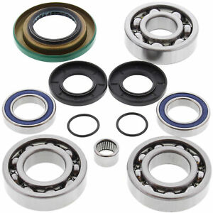 Quadboss Front Differential Seal for Can-Am Renegade 850 2016